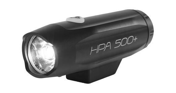 Cube HPA 500 LED fietsverlichting zwart